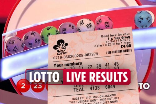 Lotto results LIVE: National Lottery numbers tonight, September 18, 2021