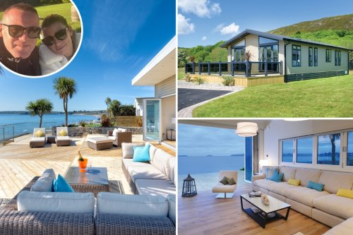 Inside Wayne and Coleen Rooney's jaw-dropping £5k-a-week 'caravan park' holiday to Wales