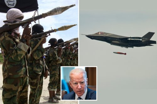 Biden forced to launch first strike in Somalia amid terror surge across Africa