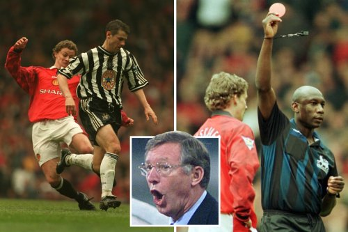 Fergie 'lambasted' Solskjaer for cynical red and said 'we don't win that way'
