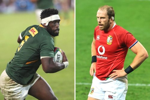 British and Irish Lions vs South Africa LIVE: Latest updates from 1st Test