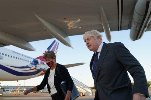 Boris will tell Biden to lift Covid travel ban & let Brits back into US