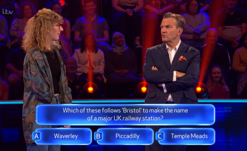 Beat the Chasers fans mortified as baffled Bradley Walsh has cringe-worthy exchange with contestant