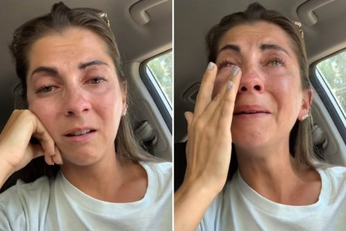 Deaf woman breaks down after she's denied service at popular chain coffee store