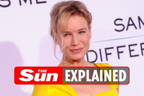 Who is Kenny Chesney's ex-wife Renée Zellweger?