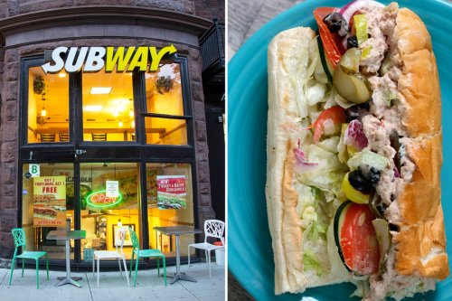 More tests 'find no tuna DNA' in Subway sandwich... but firm says it's COOKED