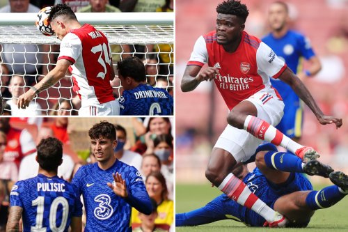 Abraham and Havertz seal Blues win as Gunners sweat over Partey injury