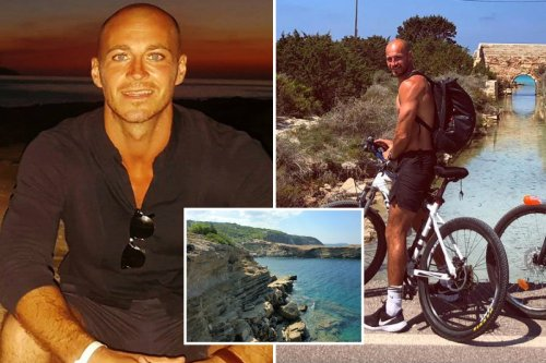 Heartbroken pals pay tribute to Brit who drowned 'while diving' in Ibiza