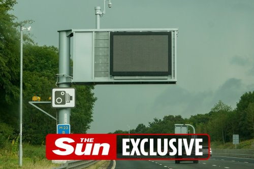 Speed cameras on M23 roadworks section cost drivers £2million in 21 months