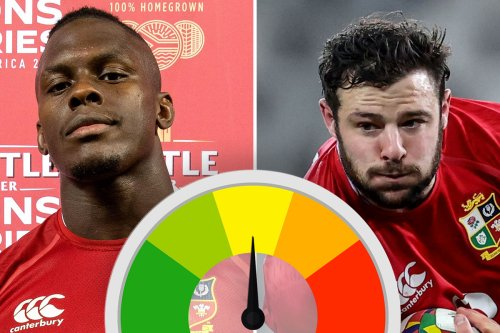 Lions ratings: Itoje and Henshaw are stars of show as Gatland's men edge Test