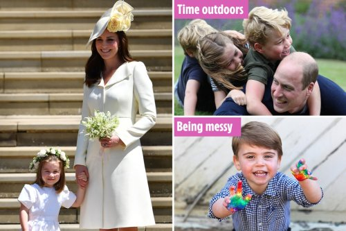 Kate Middleton's top 'normal mum' tips from pocket money to parenting books