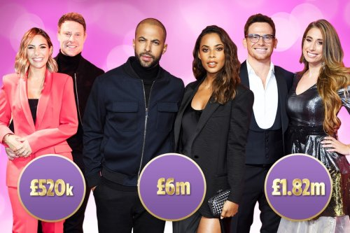 The celebrity couples raking in the most cash from reality TV