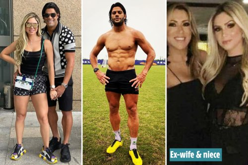 Hulk ditched his wife for her niece, who is now pregnant with his fourth kid