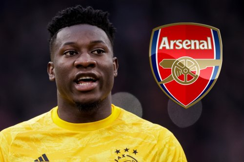 Arsenal monitoring Andre Onana deal but facing battle as interest grows