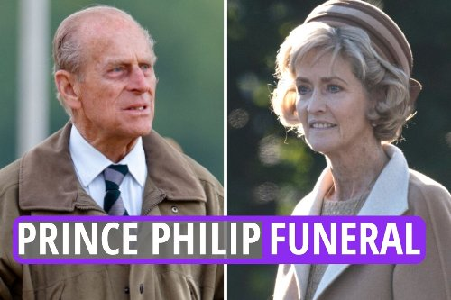 Prince Philip's best friend Penny Bradbourne among just 30 key guests at funeral