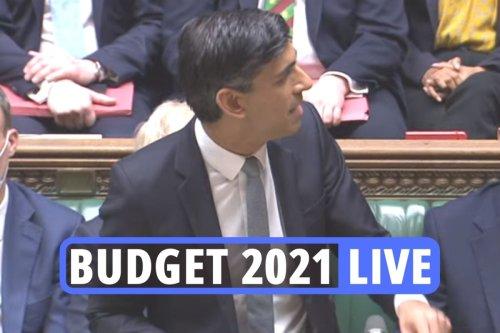 Watch Rishi Sunak speech LIVE with minimum wage hike for millions