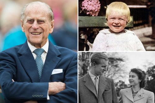 99 things you never knew about Prince Philip who married the Queen with 12p