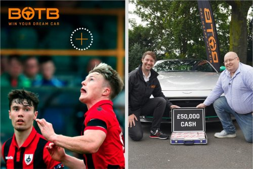 Win a car plus up to £50k in cash with BOTB