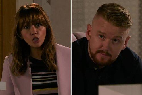Coronation Street viewers thrilled as Maria Connor finally kicks Gary Windass