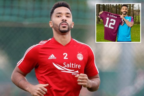 Former Aberdeen player Shay Logan nicked by cops and accused of money laundering