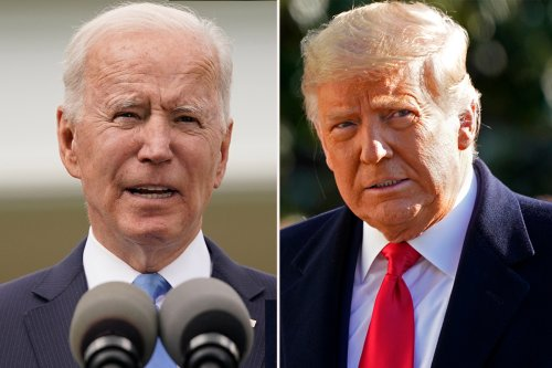 Biden cancels Trump's 'Garden of American Heroes' set to honor Kobe Bryant, Alex Trebek, and Ruth Bader Ginsburg