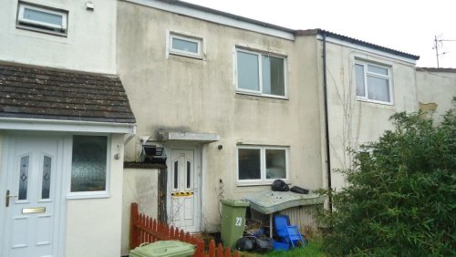 Three-bed home for sale at bargain £90k may be filthiest in Britain
