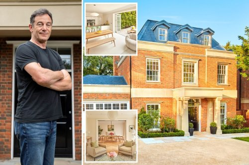 Harry Potter star backs £10 charity raffle to win a 5-bed £3.5m Wimbledon mansion