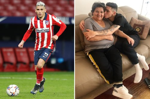 Torreira wanted to quit football after mum's death and dad 'suffered the most'