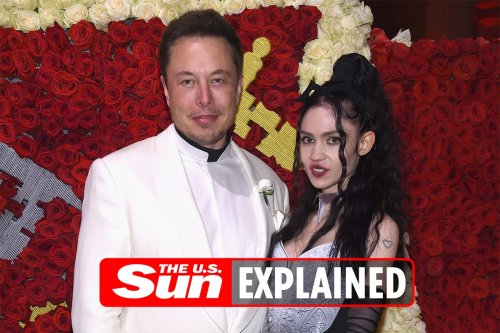 Why did Elon Musk and Grimes break up?