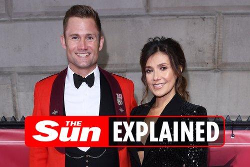 Who is Kym Marsh's fiancé Scott Ratcliff?