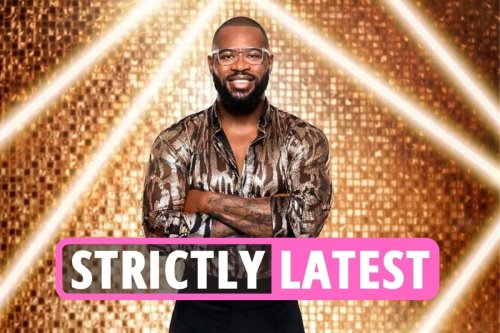 Strictly in CRISIS as Ugo pulls out of Saturday show day after Robert Webb quit