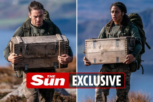 SAS Who Dares Wins finalists lift the lid on the terrifying show ahead of the final