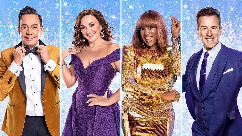 Strictly Come Dancing reveal Bruno Tonioli is replaced by Anton Du Beke