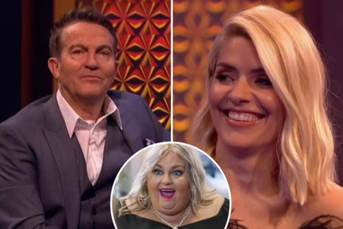Holly Willoughby and Bradley Walsh's new show Take Off leaves viewers baffled - but can you guess why?