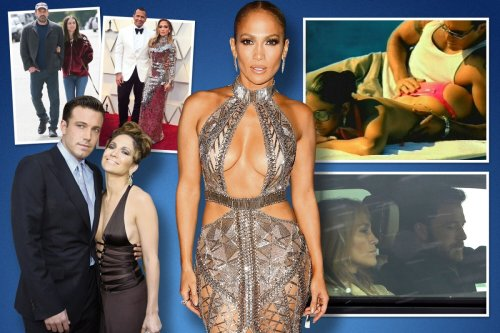 From trysts in LA to non-stop gushing - signs JLo and Ben are back together
