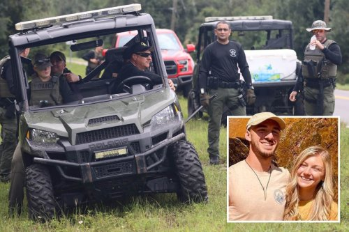 Cops say there's 'possibility' Gabby Petito's fiancé Brian Laundrie hurt himself