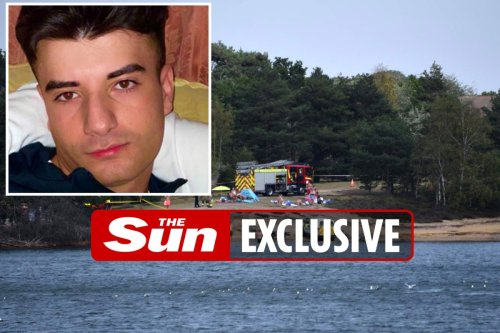 Gran tribute to grandson who drowned at 'Twilight Zone' lake where 3 more died