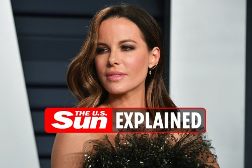 What is Kate Beckinsale's IQ?
