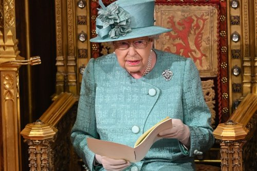 Queen in 1st major duty since Phil's funeral TOMORROW with Parliament opening