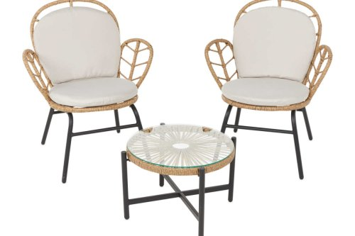 Aldi cuts price on two seater bistro set by £15