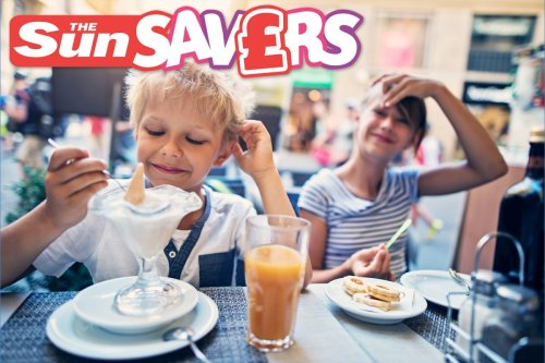 Top deals to feed the family for less during the summer holidays