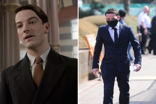 Fantastic Beasts actor Kevin Guthrie jailed for 3 years for sex attack on actress