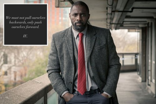 Idris Elba hits back at BBC chief over claim Luther 'wasn't authentically black'