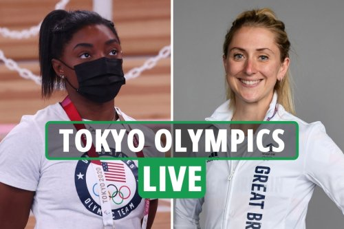 Tokyo Olympics LIVE: Follow all the latest from 2020 Games