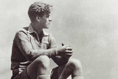Prince Philip as dashing young man in touching new pics released by Queen