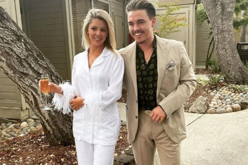 Jesse McCartney marries girlfriend Katie Peterson in rustic California wedding ceremony