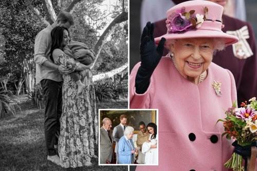 Harry wants to visit UK for Christmas so Queen can meet Lilibet, report claims