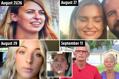 Brian Laundrie witnesses who may hold clues to finding Gabby's fiance