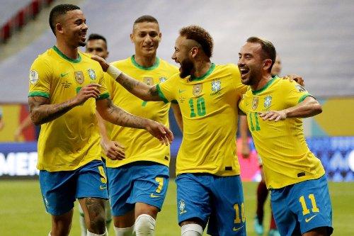 Brazil vs Peru FREE: Live stream, TV channel, kick-off time and team news