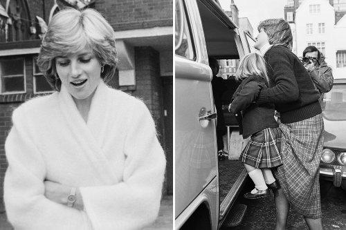 Was Princess Diana a nursery school teacher before becoming a royal?